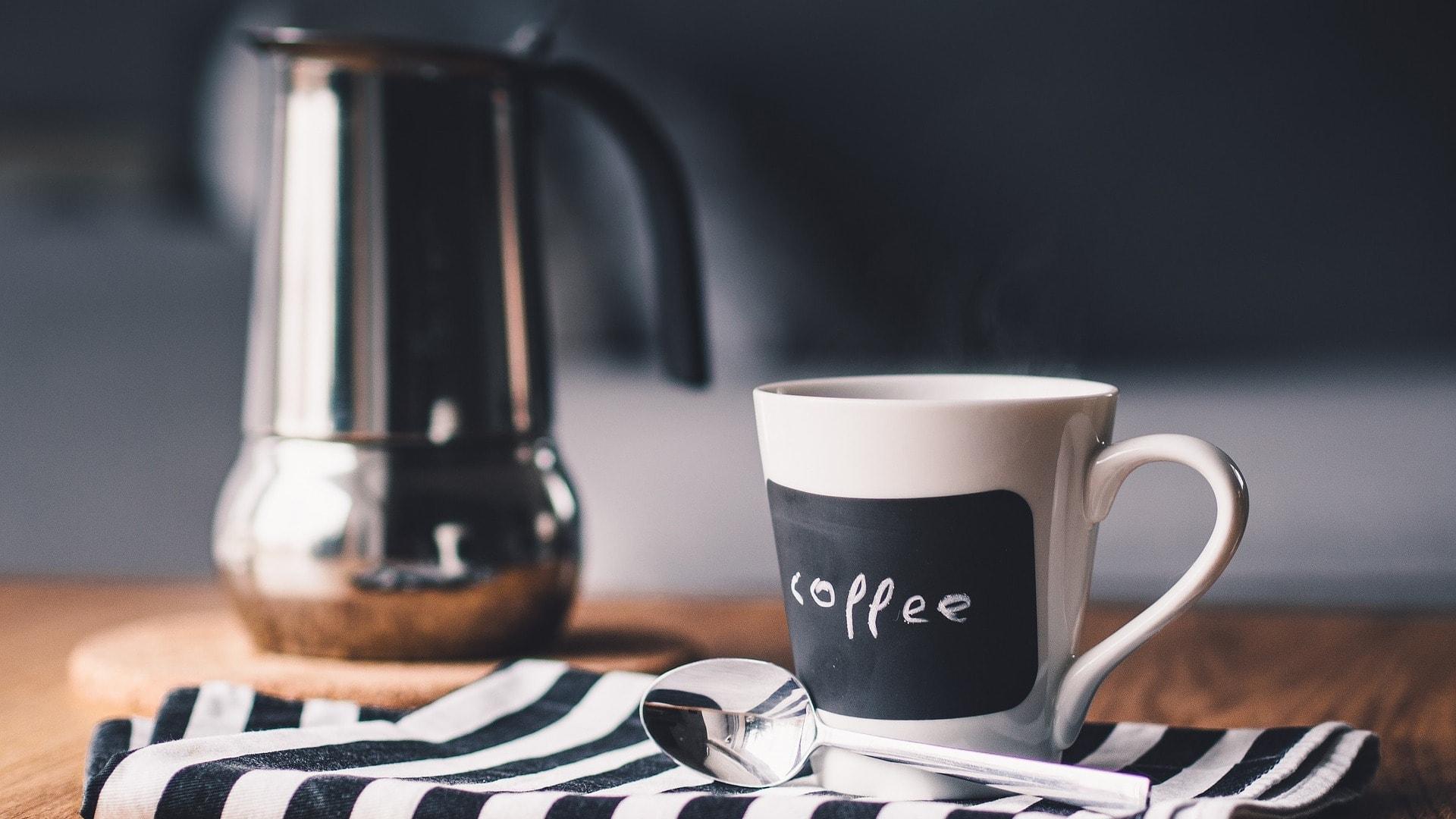 Kaffee gibt es zu jeder schwedischen Fika