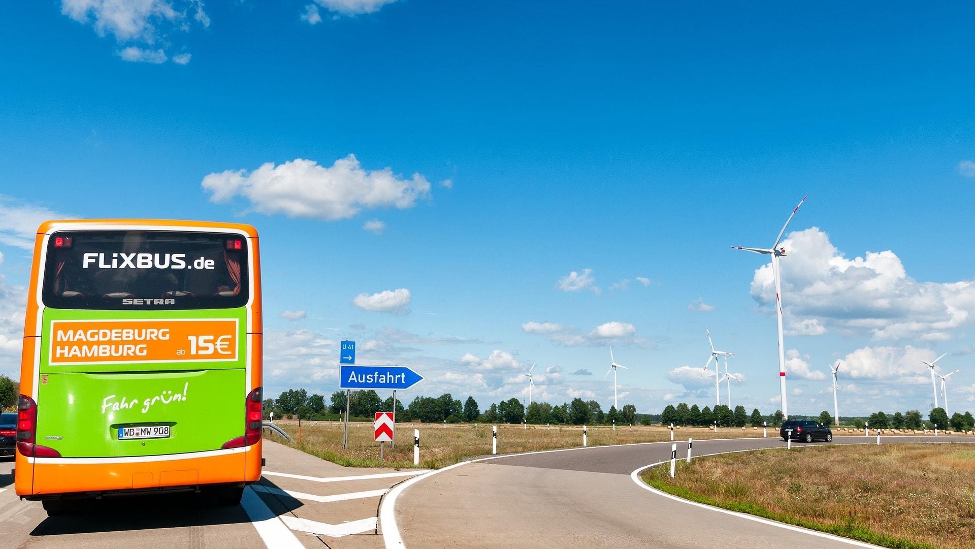 Mit dem Flixbus lässt sich klimaschonend nach Skandinavien reisen