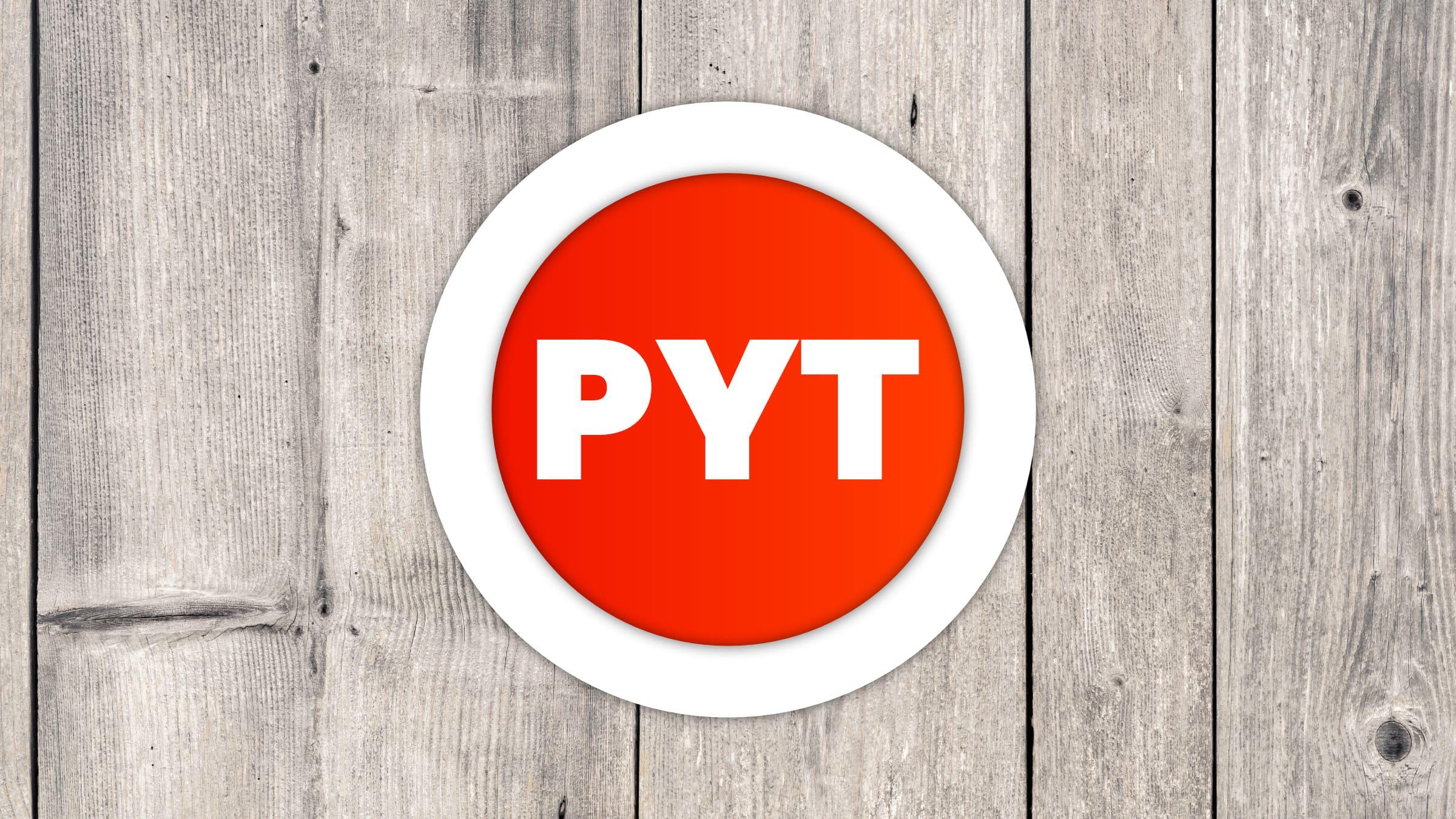 Sich einfach mal nicht aufregen: Das ist Pyt. Pyt ist Problemlösung auf Dänisch. Wenn die Dänen sich eigentlich aufregen, dann drücken sie schnell den Pyt-Knopf – und schon ist der Ärger vergessen. Das schont die Psyche.
