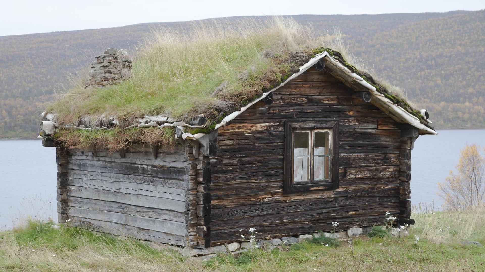 In Norwegen gehen die Menschen ohne Kleidung und strikt nach Geschlechtern getrennt in die Sauna.