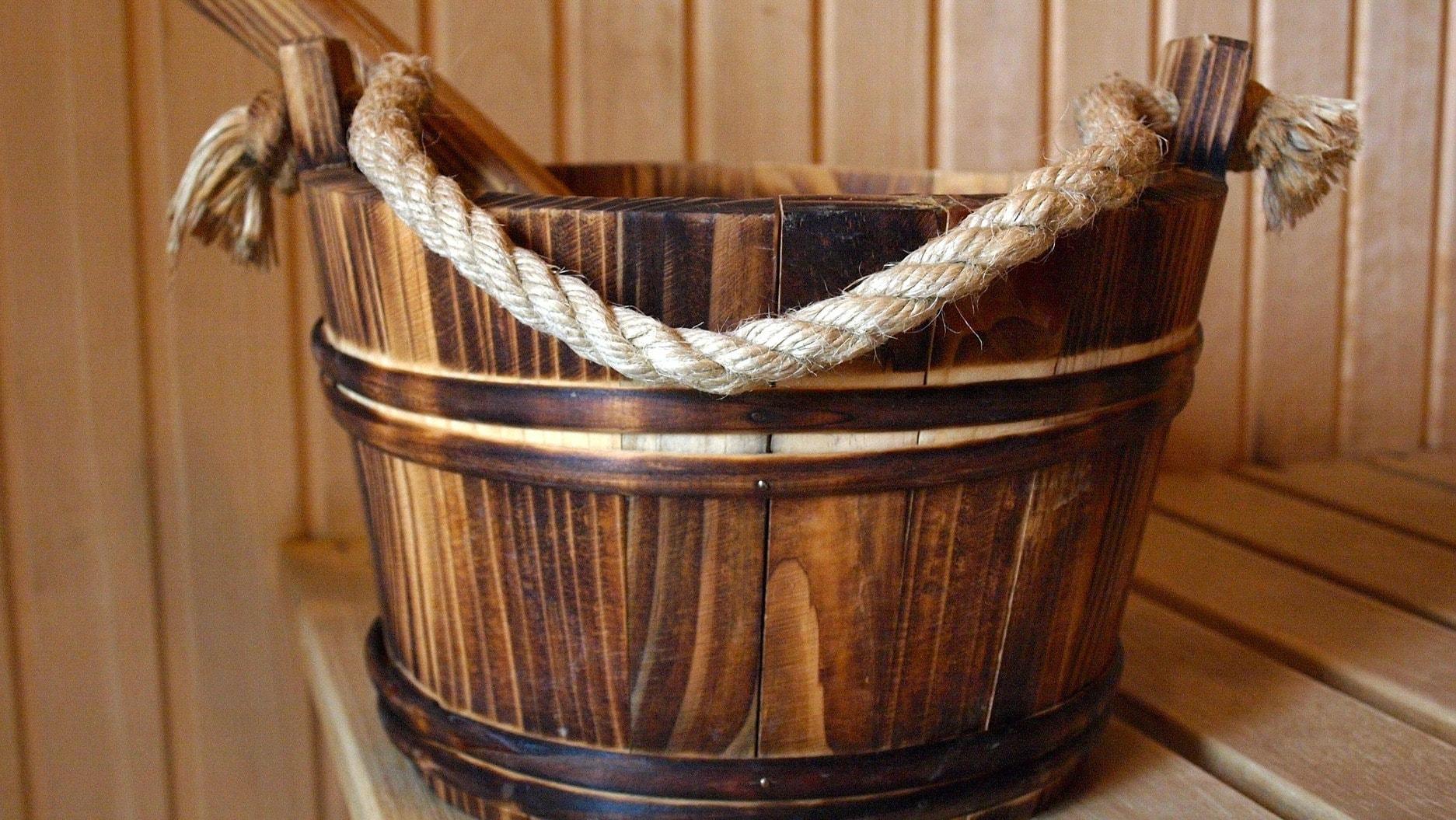 Obwohl die Dänen ebenfalls getrennt in die Sauna gehen, ist eine Badehose Pflicht.