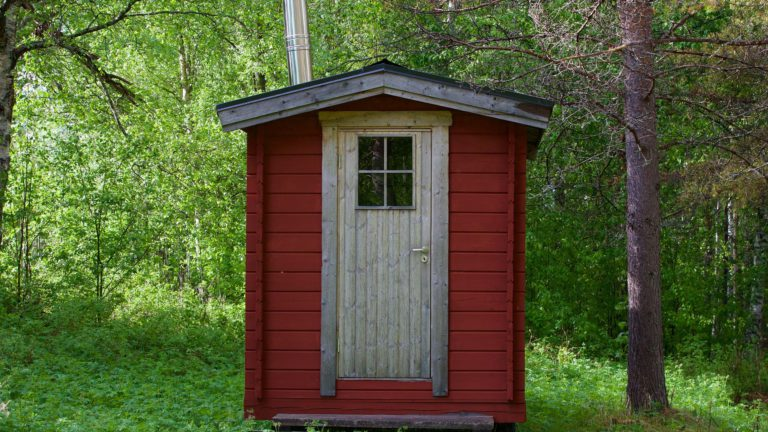 Saunen sind in Skandinavien überaus beliebt.