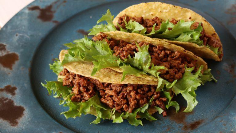 Tacos sind in Schweden das typische Fredagsmys-Gericht.