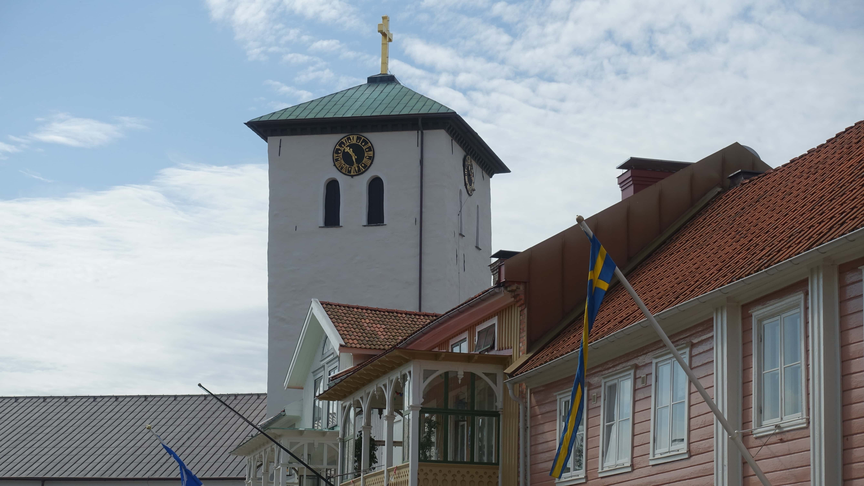 Die Marstrand Kirche