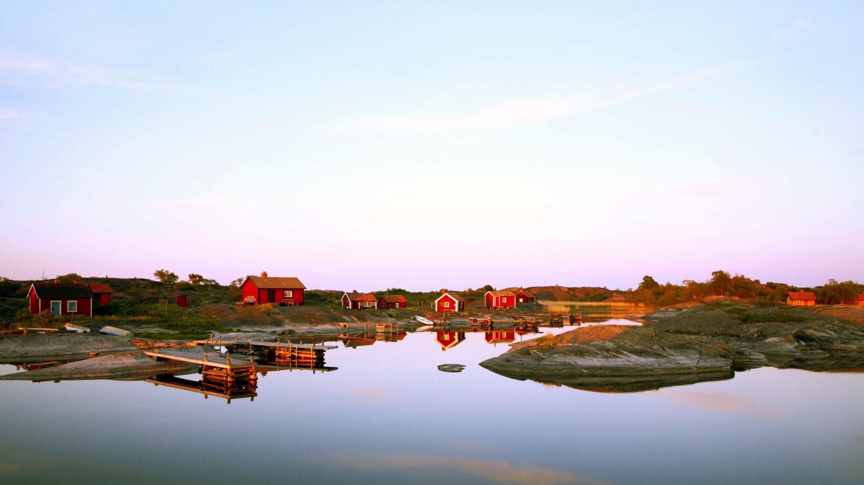 Die Schärenwelt ist die perfekte Kulisse für die Geschichten von Inga Lindström